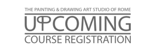 Upcoming Courses in Oil Painting and Drawing in Rome